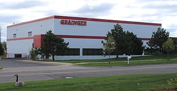 W.W. Grainger branch 2915 Boardwalk Ann Arbor ...